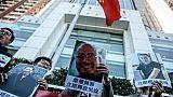 Chine: Allemagne et Etats-Unis dénoncent la condamnation de deux dissidents