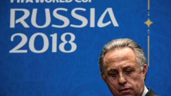 Russie dopage: Moutko quitte la présidence du comité d'organisation du Mondial-2018