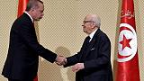 """Syrie: pour Erdogan, pas de solution incluant le """"terroriste"""" Assad"""