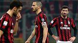 Bonucci, il Milan tornerà al suo livello
