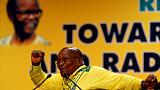 South Africa's ANC set to elect leader to replace scandal-ridden Zuma