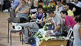 Genitori Giulia donano ecografo ospedale