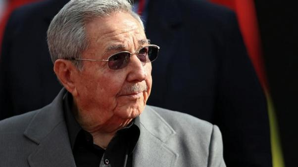 Cuba's Castro and Russian oil executive meet in Havana