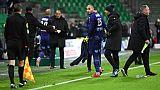 Discipline: 4 matches de suspension pour le gardien de Saint-Etienne Ruffier