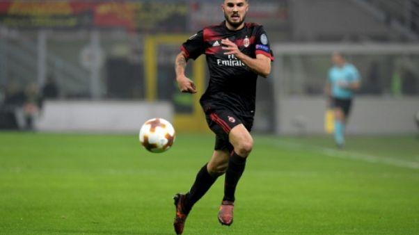 Coupe d'Italie: l'AC Milan enlève le derby en prolongation et va en demie