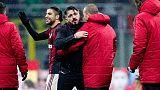 Milan: Gattuso, c'è ancora da soffrire