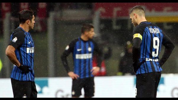 Inter. Spalletti, c'è meno coraggio