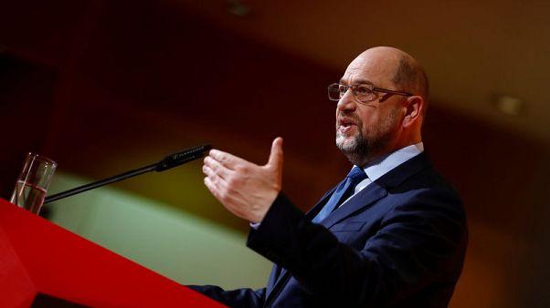 SPD leader wants Merkel to relinquish finance ministry - Handelsblatt