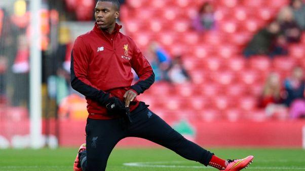 Liverpool striker Sturridge suffers fresh injury setback