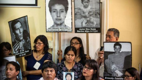 Pérou: les proches des victimes de Fujimori se sentent trahis