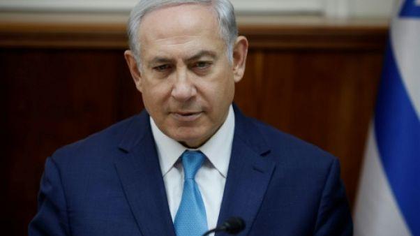 Corruption en Israël: vote d'une loi limitant les pouvoirs de la police