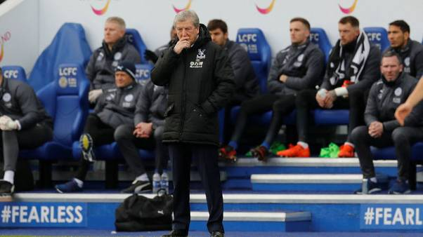 Palace boss Hodgson not looking forward to Arsenal clash
