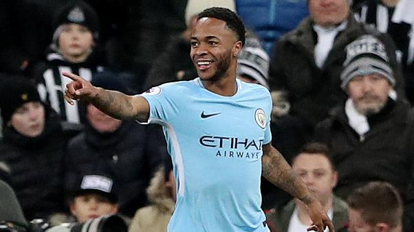 Man City prioritise points over records, says Sterling