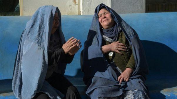Kaboul: au moins 41 morts dans un attentat suicide anti-chiites revendiqué par l'EI