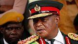تشيونجا قائد جيش زيمبابوي السابق يؤدي اليمين نائبا للرئيس