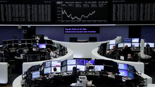 تراجع أسهم أوروبا مع فشل النتائج في رفع المعنويات