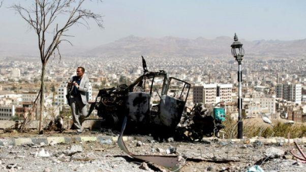 Yémen: 68 civils tués mardi dans des frappes de la coalition dirigée par Ryad