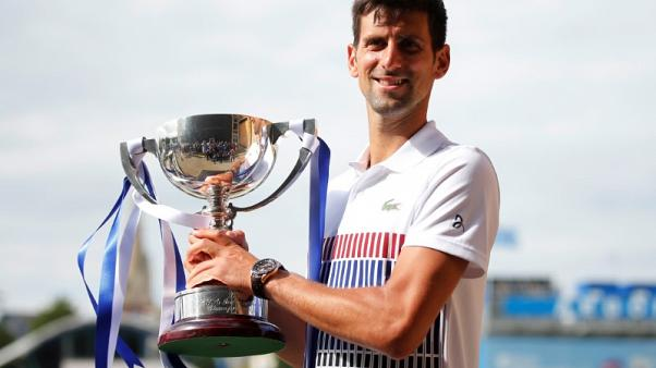 Tennis - Fitness comes first for returning Murray, Djokovic