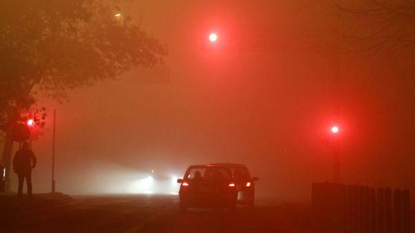 مقدونيا تتخذ إجراءات طارئة لمواجهة الضباب الدخاني