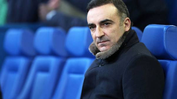 Carvalhal hopes to keep Swans afloat, eyes extended stay