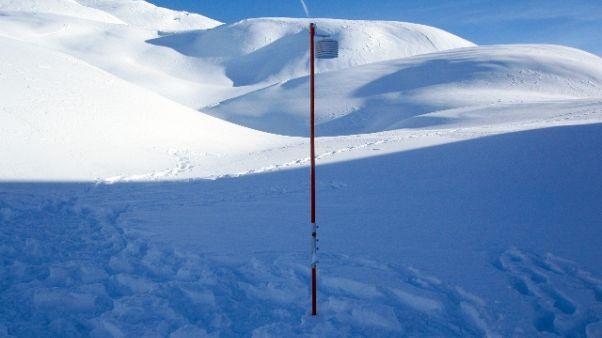 Neve, in Valtellina rischio valanghe