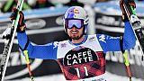Ski: Dominik Paris en pleine lumière lors de la  descente de Bormio