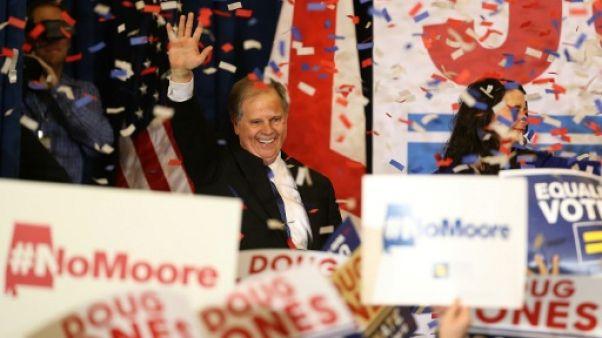 Alabama: le démocrate officiellement déclaré vainqueur de la sénatoriale