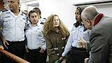 La Palestinienne Ahed Tamimi, pasionaria de la lutte contre l'occupation
