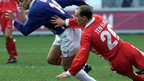 Ajax Amsterdam: Erik ten Hag, nouvel entraîneur