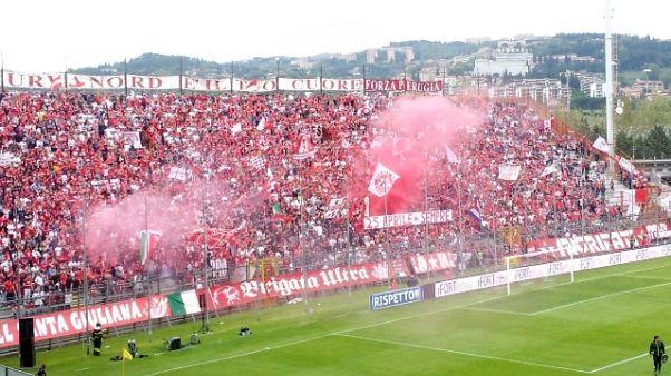 Serie B, pubblico in aumento