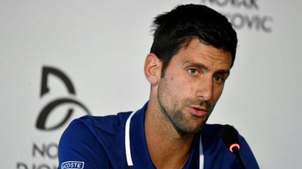 Tennis: pour son retour, Djokovic affrontera Bautista Agut à Abou Dhabi
