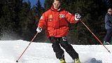 Schumacher, 4 anni fa il dramma