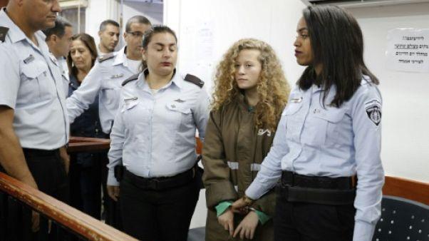 Soldats israéliens pris à partie: détention prolongée pour une Palestinienne