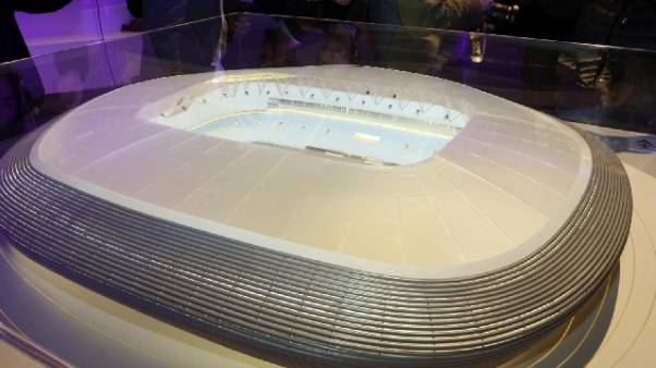 Fiorentina, progressi per nuovo stadio