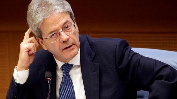 إيطاليا تهدف إلى نشر 470 جنديا في النيجر لمكافحة تهريب البشر