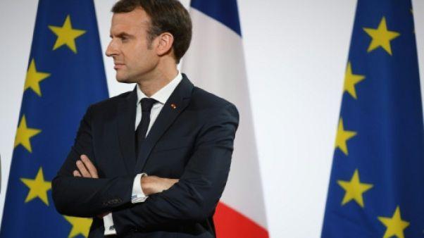 Macron diplomate: des succès, des revers et des projets