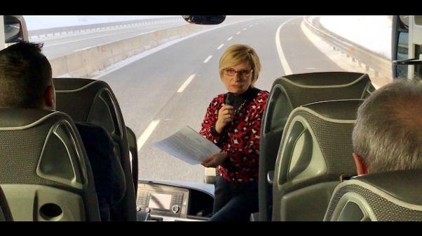 Gasdotto Snam, sindaci Abruzzo a Roma