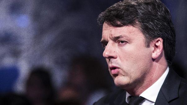 Renzi, da Pd no a populismo e estremismo