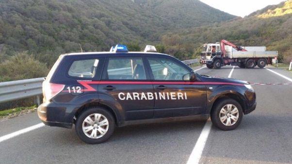 Cagliari, tentato assalto a portavalori