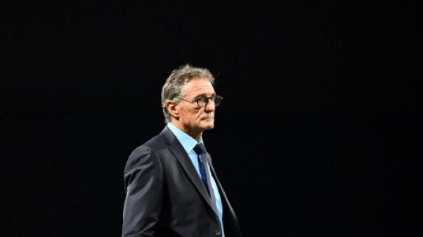 XV de France: Novès contre-attaque sur le terrain juridique