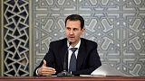 Syria's Assad calls U.S.-backed militias 'traitors' - president's office