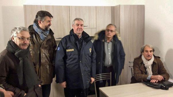 Borrelli, Sae Sarnano a posto