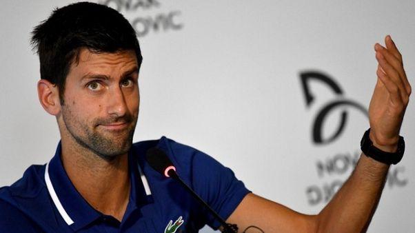 Djokovic to return to action before Australian Open