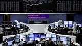 Swiss index, FTSE hit records as European stocks jump