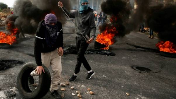 Raids israéliens à Gaza après des tirs de roquettes palestiniens