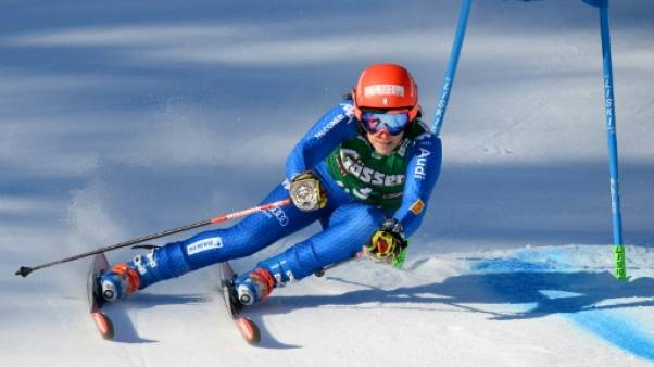 Ski: Brignone s'impose dans le géant de Lienz, Worley au pied du podium