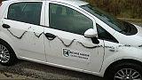 Atti vandalici su auto Regione Marche