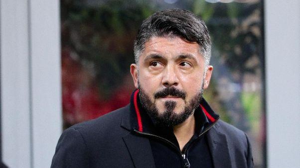 Gattuso: Li ha dato tranquillità a Milan