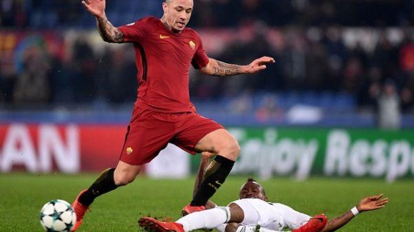 Nainggolan dropped by Roma after drinking, smoking in video