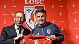 Lille: Galtier en mission redressement